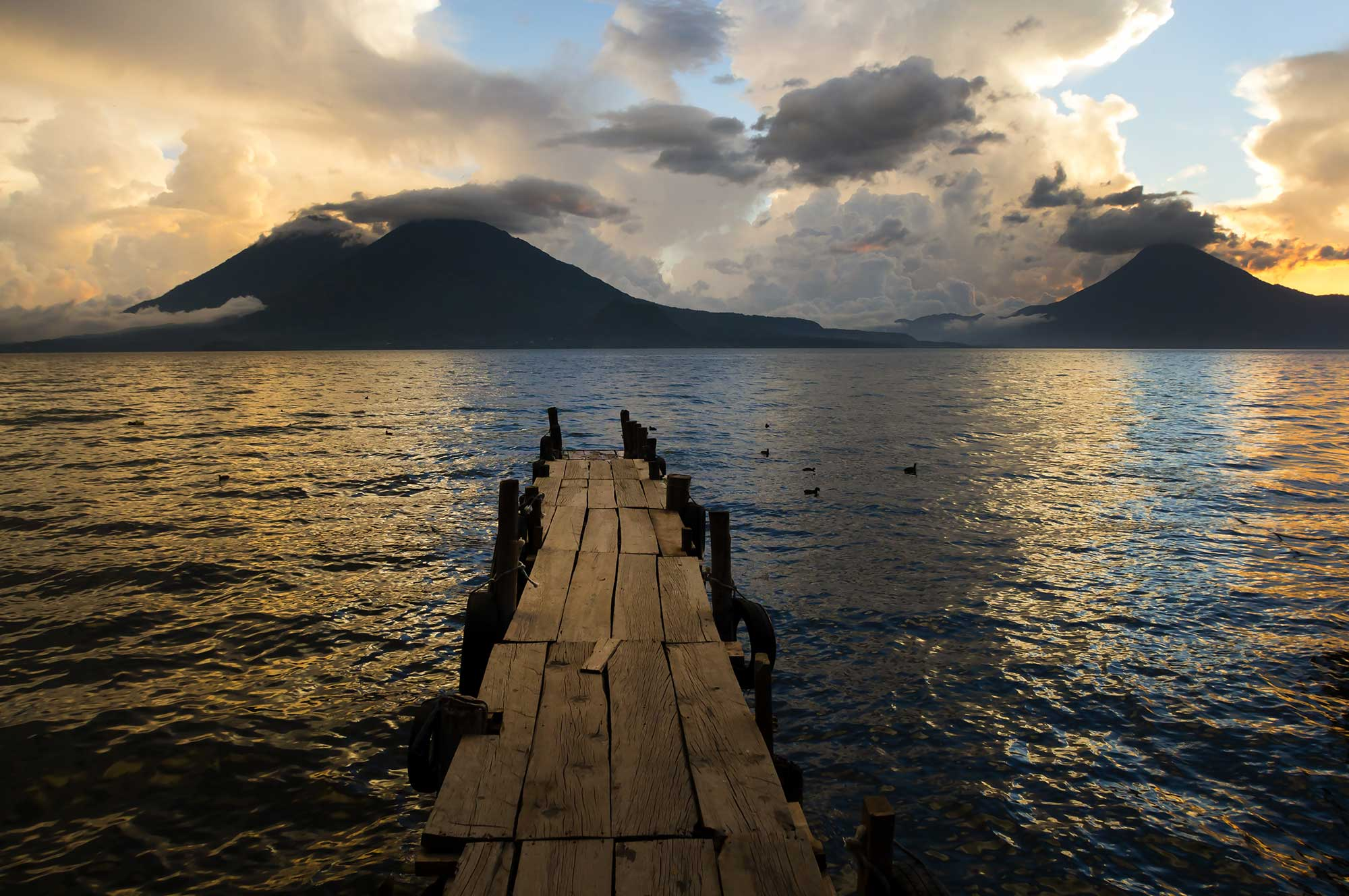 Atitlan Mountain